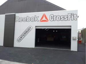 RB CrossFit Cantebury